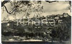 1950 ca VIBO VALENTIA Veduta panoramica *Cartolina postale FP VG