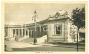 1934 LECCE Facciata della Casa del Mutilato *Cartolina postale FP VG