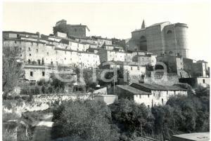 1955 ca MONTOTTONE (AP) Scorcio panoramico *Cartolina postale FG NV