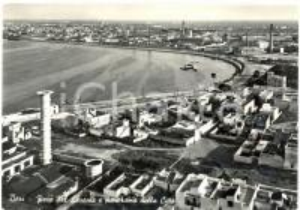 1955 BARI Fiera del LEVANTE e panorama della città *Cartolina postale FG VG