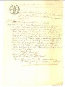 1814 MILANO SANTA MARIA ALLA PORTA Nozze Paolo GALEAZZI Antonia MELCHINETTI