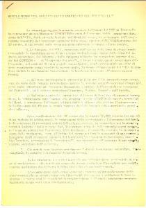 1975 IV INTERNAZIONALE COMUNISTA - Risoluzione sul Portogallo *Dattiloscritto