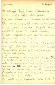 1939 Nave Scuola SAN GIORGIO CORSO ALCIONE Diario di bordo Annibale CHIAPPI