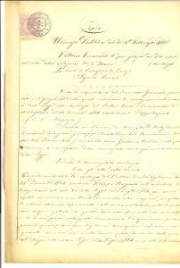 1866 MODIGLIANA (FC) Oste Filippo BAGNARA assolto per vendita illegale vinello
