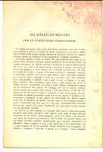 1887 CASTELLANI Appalti governativi per le costruzioni ferroviarie DANNEGGIATO