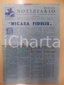 1962 NOTIZIARIO CAVALLERIA ITALIANA Storia del Reggimento NIZZA CAVALLERIA