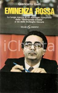 1976 Giancarlo GALLI Eminenza rossa PRIMA EDIZIONE *Ed. SUGAR Milano