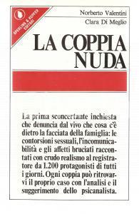 1977 Norberto VALENTINI Clara DI MEGLIO La coppia nuda *SPERLING & KUPFER