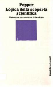 1976 Karl R. POPPER Logica della scoperta scientifica *Ed. EINAUDI Paperbacks 14
