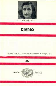 1974 Anna FRANK Diario *Einaudi TORINO collana