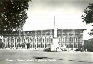 1960 MASSA (MS) Veduta Piazza Aranci e Palazzo Ducale *Cartolina animata FG VG