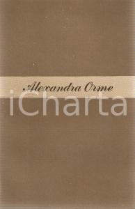 1948 Alexandra ORME Guida per l'occupazione russa *Ed. LONGANESI Mondo nuovo 10