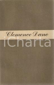 1948 Clemence DANE Egli porta grandi notizie *Ed. LONGANESI Gaja scienza n.41