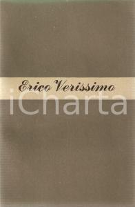 1949 Erico VERISSIMO Il resto è silenzio *Ed. LONGANESI Gaja scienza n.48