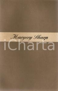 1947 Margery SHARP La carriera di Cluny *Ed. LONGANESI Gaja scienza n.16