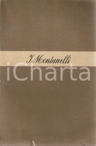 1947 Indro MONTANELLI Vita sbagliata di fuoriuscito Alexander HERZEN *LONGANESI