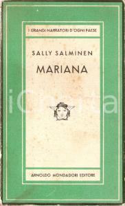1944 Sally SALMINEN Mariana *Arnoldo MONDADORI Editore