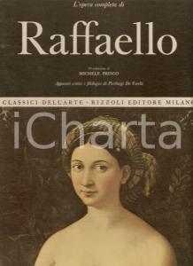 1966 Pierluigi DE VECCHI Opera completa RAFFAELLO Prefazione Michele PRISCO