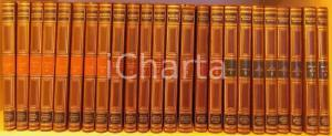 1972 ENCICLOPEDIA ITALIANA DELLE SCIENZE 24 volumi *Ist. Geografico DE AGOSTINI