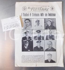 1978 LA SPEZIA MARICESCOS IL PIDIERRE Achemenide LIZZA e predecessori *AUTOGRAFO
