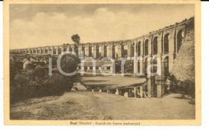 1947 NEPI (VT) Veduta dell'acquedotto *Cartolina postale FP VG