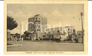 1941 SABAUDIA (LT) Sede Azienda Agraria - Opera Nazionale Combattenti *Cartolina