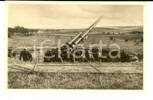 1940 ca WW2 Die WEHRMACHT - LUFTWAFFE Puntamento *ECHTE Photographie Postcard