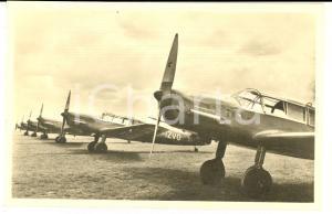1940 ca WW2 WEHRMACHT - LUFTWAFFE Messerschmitt TAIFUN *Postcard
