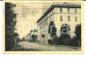 1948 REGGIO EMILIA Veduta di viale Risorgimento *Cartolina postale FP VG
