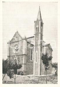1955 ca DOVADOLA (FC) Eremo di MONTEPAOLO Santuario Sant'Antonio da Padova