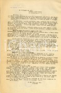 1947 MILANO Difficile collaborazione CONI-CSI per educazione fisica *Relazione