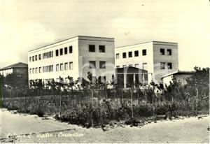 1973 CESENATICO (FC) Veduta esterna della colonia SAN VIGILIO *FG VG VINTAGE