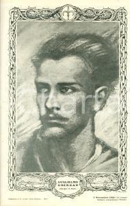 1932 SECOLO ILLUSTRATO Re e DIAZ a TRIESTE italiana Guglielmo OBERDAN *Rivista