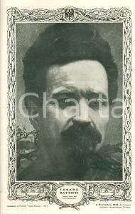 1932 SECOLO ILLUSTRATO Ingresso delle truppe italiane a TRENTO Cesare BATTISTI