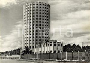 1952 MARINA DI MASSA (MS) Veduta esterna della colonia FIAT *Cartolina FG VG