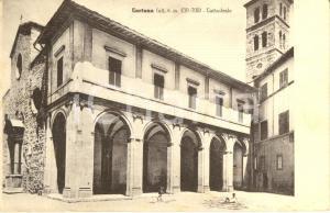 1920 ca CORTONA (AR) La cattedrale di SANTA MARIA ASSUNTA *ANIMATA FP NV