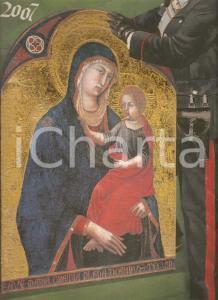 2007 ARMA CARABINIERI Calendario Tutela Patrimonio Culturale *Ill. Luciano JACUS