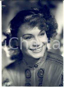 1940 ca CINEMA Attrice Luisella BEGHI Ritratto *Fotografia