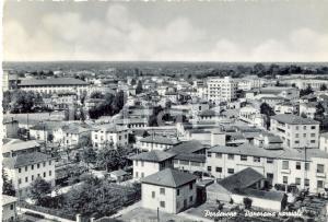 1956 PORDENONE Panorama parziale della città *Cartolina postale FG VG