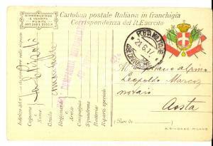 1917 WW1 Momenti indimenticabili al comando della fanteria *Ten. E. PIZZOLI