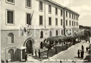 1960 ca CATANZARO Caserma Carabinieri Giuseppe TRIGGIANI a Villa TRIESTE *FG NV
