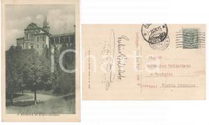 1920 BOLOGNA Chiesa di SAN MICHELE IN BOSCO - Cartolina Carlo BELLETTATO