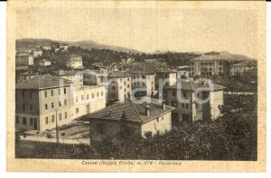 1940 CASINA (RE) Panorama del paese *Cartolina postale FP VG