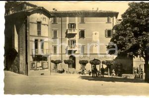 1948 CASTELNUOVO NE' MONTI (RE) Il Caffé ITALIA *Cartolina ANIMATA FP VG
