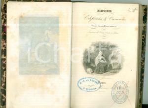 1871 Abbé BAUDRAND Histoires édifiantes et curieuses Nouvelle édition Volume