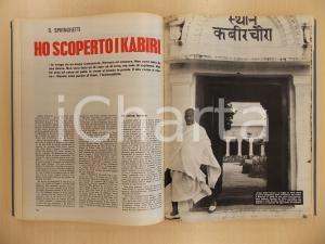1962 MISSIONI DELLA COMPAGNIA DI GESÙ *Annata completa rilegata ILLUSTRATA
