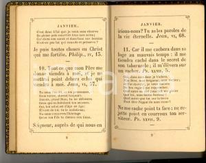 1890 ca Pain quotidien *Volume devozionale pp. 288 DANNEGGIATO