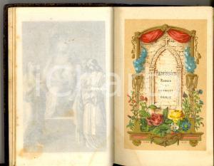 1876 PAROISSIEN ROMAIN Office Immaculée *Ed. Auguste LONGUET PARIS