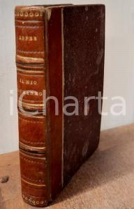 1862 SPIRITUS ASPER Il mio romanzo ovvero glosse umoristiche al testo dei tempi