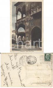 1930 PADOVA Piazza Frutta *Lucrezia MANZONI a baronessa Maria DE FRANCESCHI